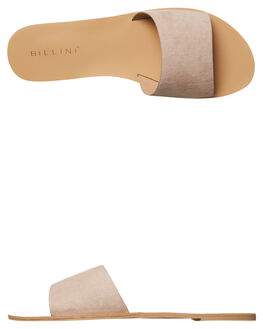 NUDE SUEDE WOMENS FOOTWEAR BILLINI FASHION SANDALS - S452NDSDE