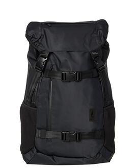 ALL BLACK MENS ACCESSORIES NIXON BAGS + BACKPACKS - C2918001