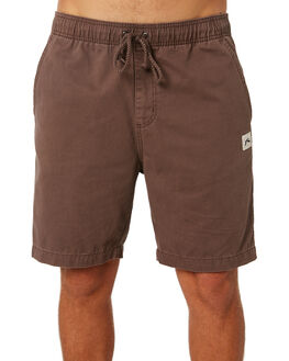 DARK COCOA MENS CLOTHING RUSTY SHORTS - WKM0856DCO