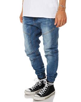 MILWAUKEE BLUE MENS CLOTHING NENA AND PASADENA PANTS - NPCOM002MILBL