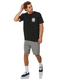 BLACK MENS CLOTHING SALTY CREW TEES - 20035224BLK