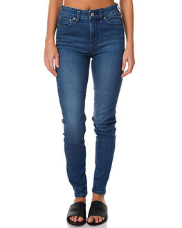 FOX BLUE WOMENS CLOTHING RIDERS BY LEE JEANS - R-551190-BK8FOX