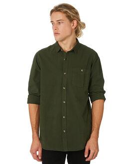 BUSH GREEN MENS CLOTHING ROLLAS SHIRTS - 15569158