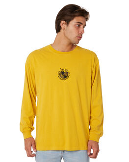 NUGGET GOLD MENS CLOTHING RUSTY TEES - TTM2119NGG
