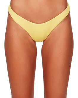 MUSTARD WOMENS SWIMWEAR BILLABONG BIKINI BOTTOMS - BB-6592615-MUS