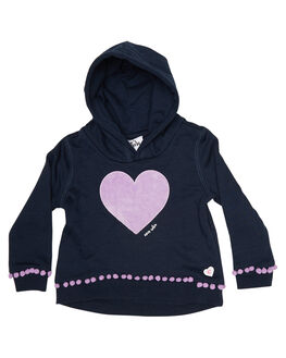 NAVY LILAC KIDS TODDLER GIRLS EVES SISTER JUMPERS - 8010032NVY