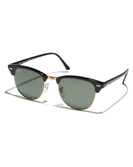 74095284d6 BLACK MENS ACCESSORIES RAY-BAN SUNGLASSES - 0RB3016BLK