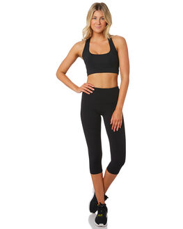 BLACK WOMENS CLOTHING LORNA JANE ACTIVEWEAR - WS1019204BLK