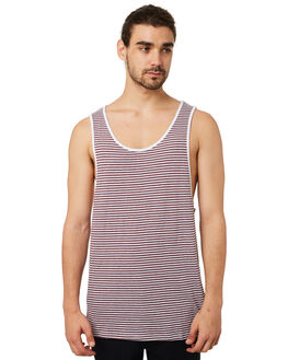 ASSORTED MENS CLOTHING SILENT THEORY SINGLETS - 40X0016STR2