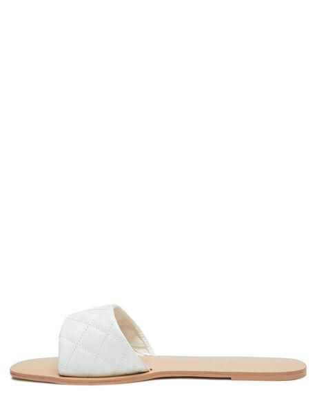 WHITE WOMENS FOOTWEAR BILLINI FASHION SANDALS - S675WHT