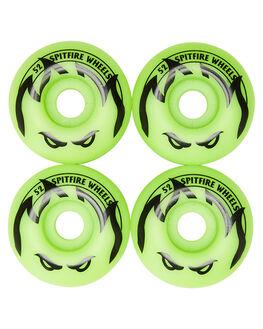 GREEN BOARDSPORTS SKATE SPITFIRE HARDWARE - 005016819GRN