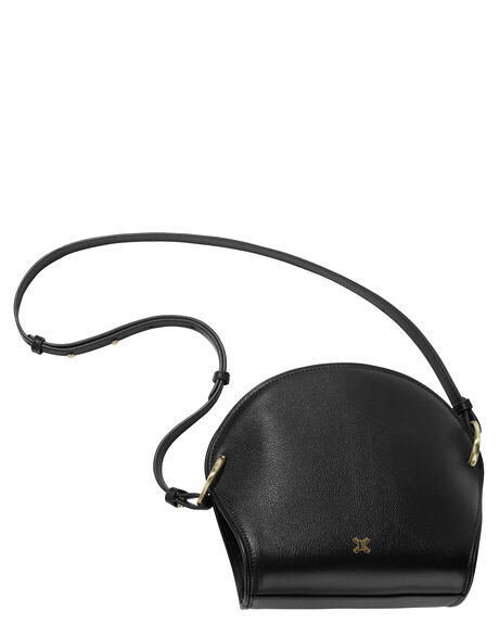 BLACK WOMENS ACCESSORIES SANCIA BAGS + BACKPACKS - 152ABLK