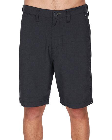 BLACK MENS CLOTHING BILLABONG SHORTS - BB-9591701-BLK