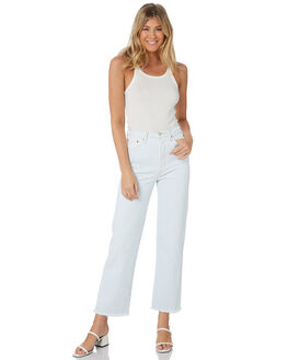 FAINT HEARTED WOMENS CLOTHING LEVI'S JEANS - 72693-0039