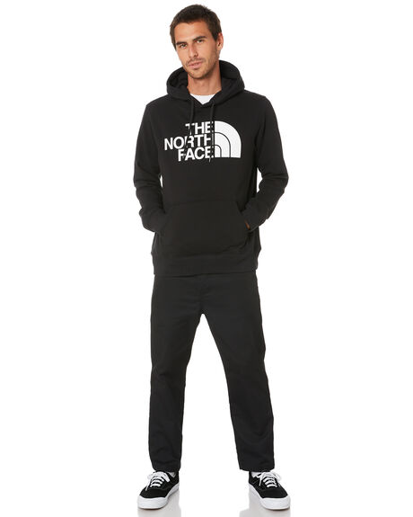 TNF BLACK MENS CLOTHING THE NORTH FACE JUMPERS - NF0A4M4BJK3