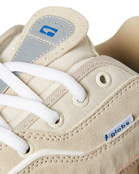 OYSTER OUTLET WOMENS GLOBE SNEAKERS - SSGBCTIVC14296W