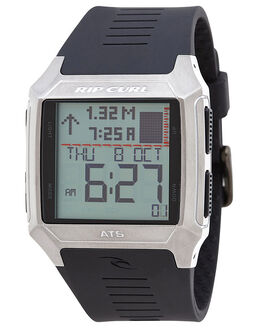 BLACK MENS ACCESSORIES RIP CURL WATCHES - A11200090