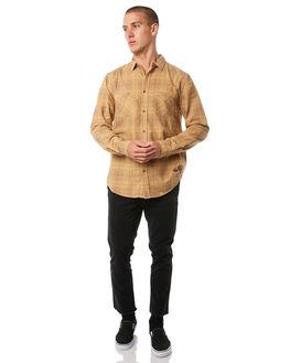 GOLD MENS CLOTHING INSIGHT SHIRTS - 5000000859GOLD