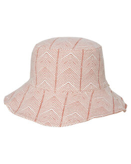 DUSTY ROSE WOMENS ACCESSORIES RIP CURL HEADWEAR - GHAGI10577