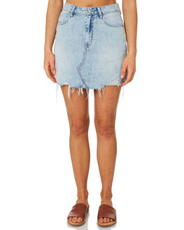 STORMY DESTRUCT WOMENS CLOTHING LEE SKIRTS - L656819MW9