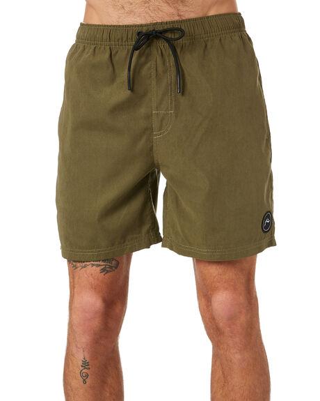 SAVANNA MENS CLOTHING RUSTY BOARDSHORTS - BSM1422SAV
