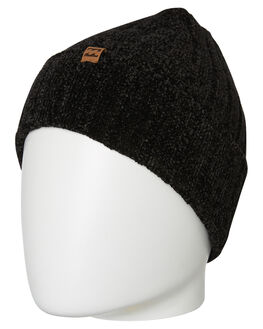 BLACK WOMENS ACCESSORIES BILLABONG HEADWEAR - 6695305BLK