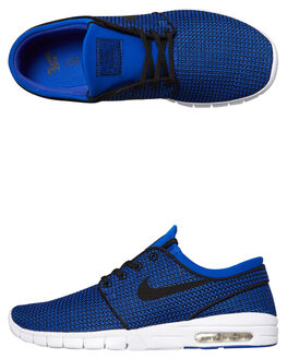 HYPER ROYAL BLACK WOMENS FOOTWEAR NIKE SNEAKERS - SS631303-403W