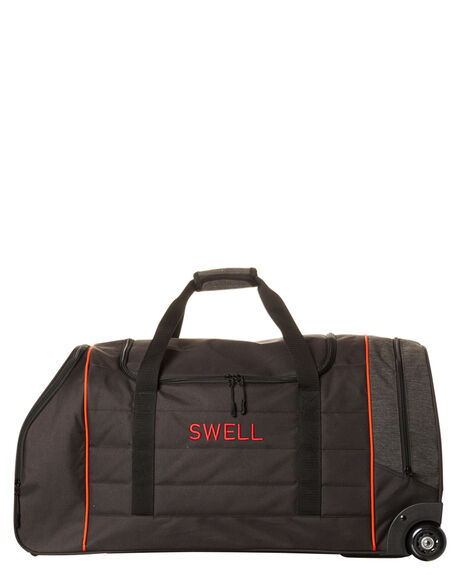 BLACK MENS ACCESSORIES SWELL BAGS - S51731553BLK