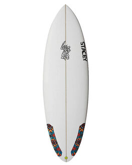 CLEAR SURF SURFBOARDS STACEY PERFORMANCE - STANEPTUNESRIDECLR