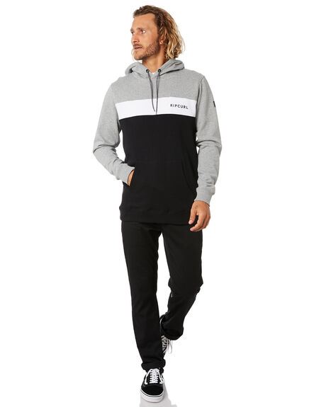 BLACK MENS CLOTHING RIP CURL JUMPERS - CFEBT90090