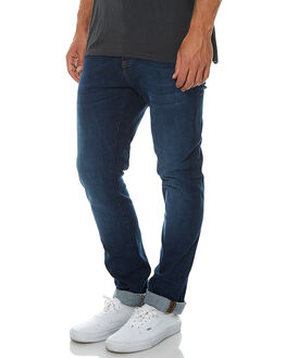 SOUTH BLUE MENS CLOTHING RIDERS BY LEE JEANS - R-500774-BQ5STHBL