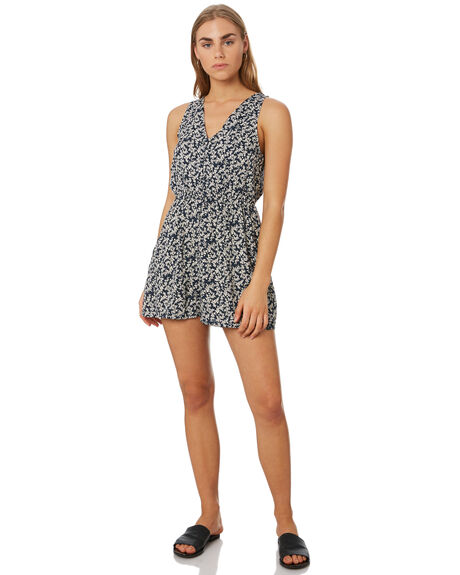 SEA NAVY WOMENS CLOTHING VOLCOM PLAYSUITS + OVERALLS - B2841975SNV