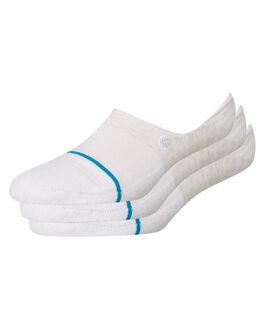 14be5ca2537e WHITE MENS CLOTHING STANCE SOCKS + UNDERWEAR - M145A19GPKWHT. STANCE 77  Gamut 2 3 Pack Socks