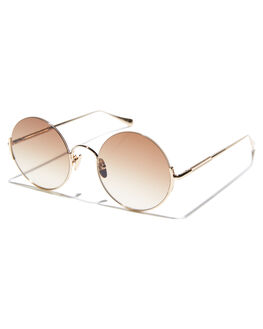 GOLD WOMENS ACCESSORIES SUNDAY SOMEWHERE SUNGLASSES - SUN178-GOL-SUNGLD