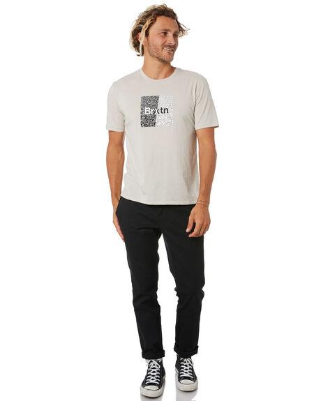 STONE MENS CLOTHING BRIXTON TEES - 02771STONE