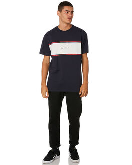 NAVY MENS CLOTHING HUFFER TEES - MTE91S2303NVY