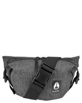 CHARCOAL HEATHER MENS ACCESSORIES NIXON BAGS + BACKPACKS - C2851168