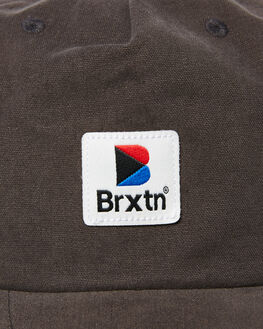 GRAPHITE MENS ACCESSORIES BRIXTON HEADWEAR - 00873GRAPH