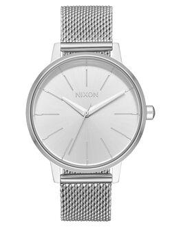 ALL SILVER WOMENS ACCESSORIES NIXON WATCHES - A12291920