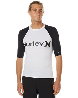 WHITE SURF RASHVESTS HURLEY MENS - MRG000055010A