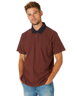 NAVY MENS CLOTHING BILLABONG SHIRTS - 9595141NVY
