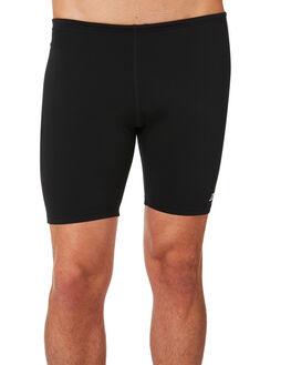 BLACK MENS CLOTHING ZOGGS SWIMWEAR - 4029190BLK