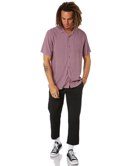 PIGMENT SMOKE MENS CLOTHING NO NEWS SHIRTS - N5201166PGSMK
