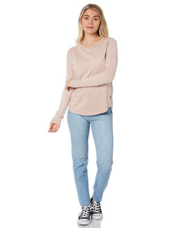 MUSK WOMENS CLOTHING SILENT THEORY TEES - 6008001MUSK