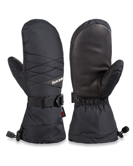 BLACK BOARDSPORTS SNOW DAKINE GLOVES - DK-10000715-BLK