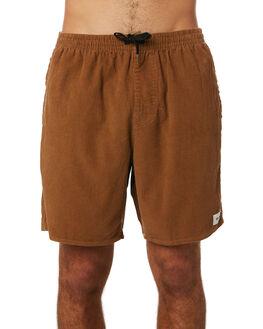 ALMOND MENS CLOTHING RHYTHM SHORTS - JUL19M-JM03-ALM