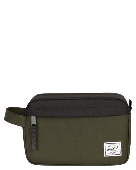FOREST NIGHT BLACK MENS ACCESSORIES HERSCHEL SUPPLY CO BAGS + BACKPACKS - 10039-01572-OSFORN