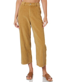 TAN WOMENS CLOTHING THE HIDDEN WAY PANTS - H8203193TAN
