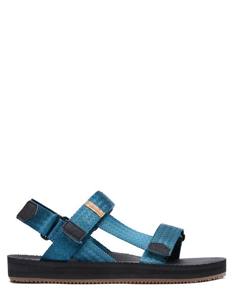 TEAL WOMENS FOOTWEAR FREEWATERS FASHION SANDALS - WO-076-TEAL