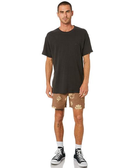 GUNMETAL MENS CLOTHING RUSTY TEES - TTM2422GUN